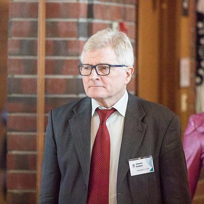 Valtiovarainvaliokunnan puheenjohtaja Johannes Koskinen (sd.) © Lauri Heikkinen | valtioneuvoston kanslia