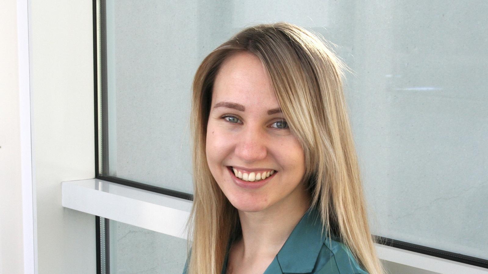 Emmi Lundán aloitti Mielenterveyspoolin harjoittelijana
